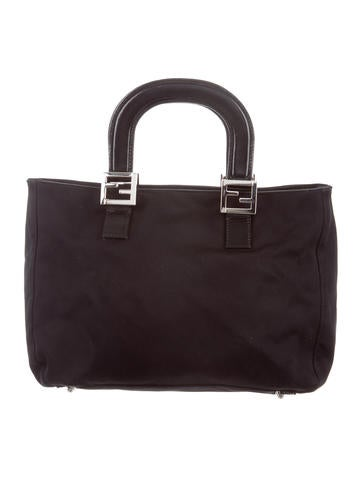 Fendi Top Handle Tote None