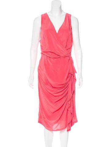 Fendi Silk Evening Dress None