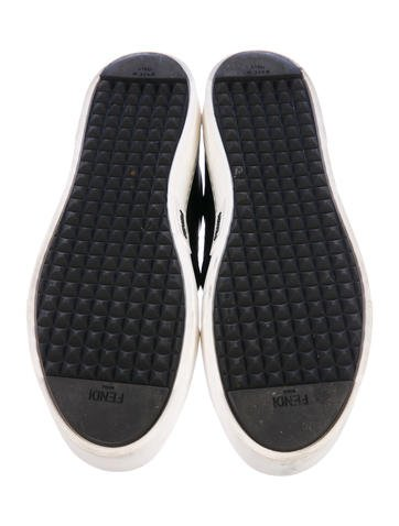 2017 Leather Bug Eyes Sneakers