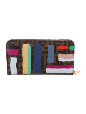 Zucca Continental Wallet w/ Tags