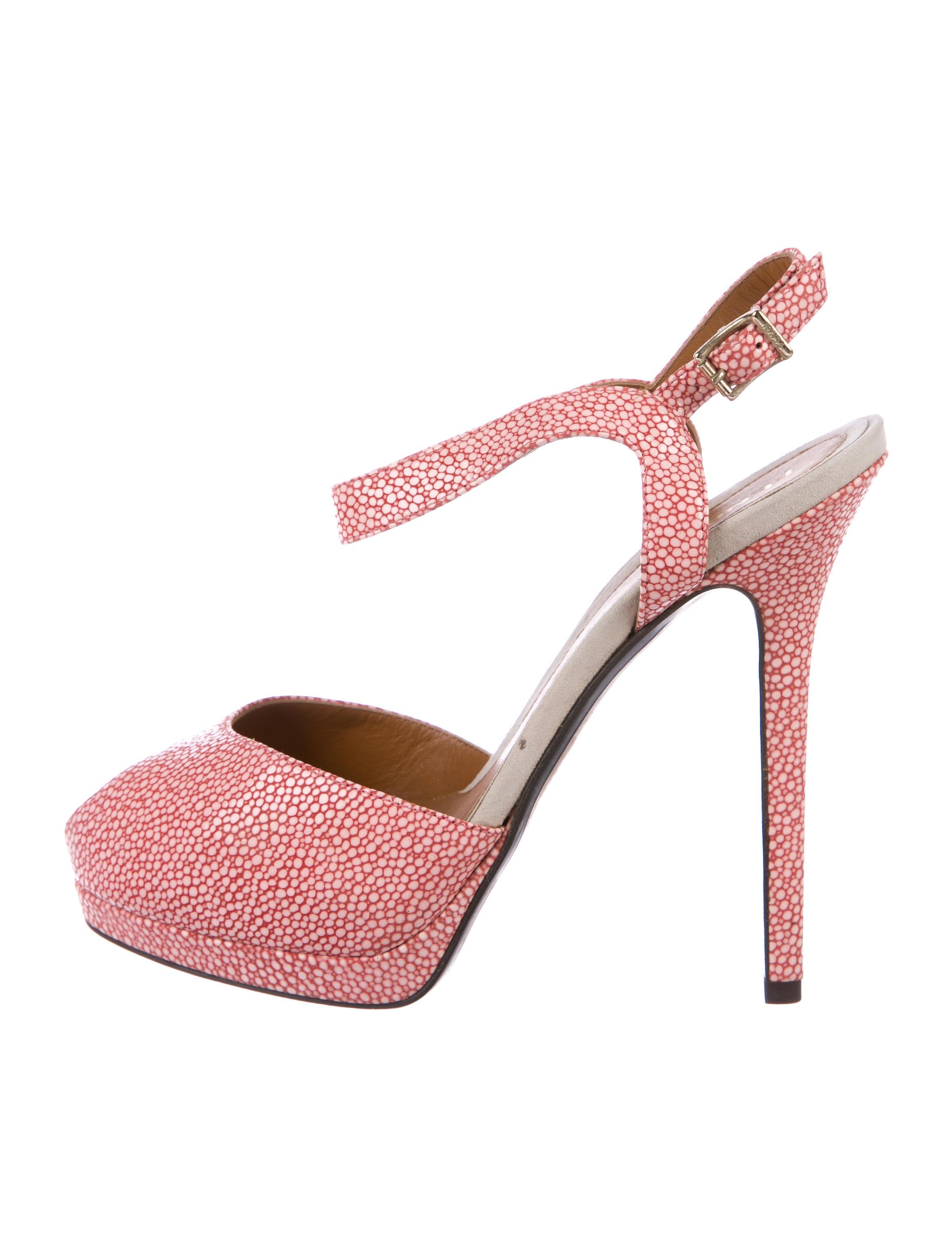 Fendi Stingray Platform Sandals under $60 online purchase sale online best place cheap price hot sale online 9emQK