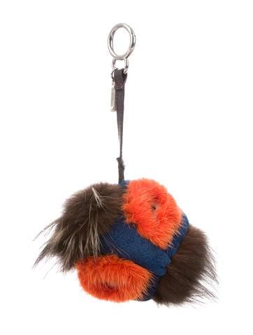 6ebbe2dbb64f Fendi Kid Fur Bag Charm - Accessories - FEN73146