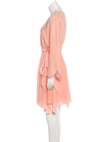 Spring 2017 Silk Dress