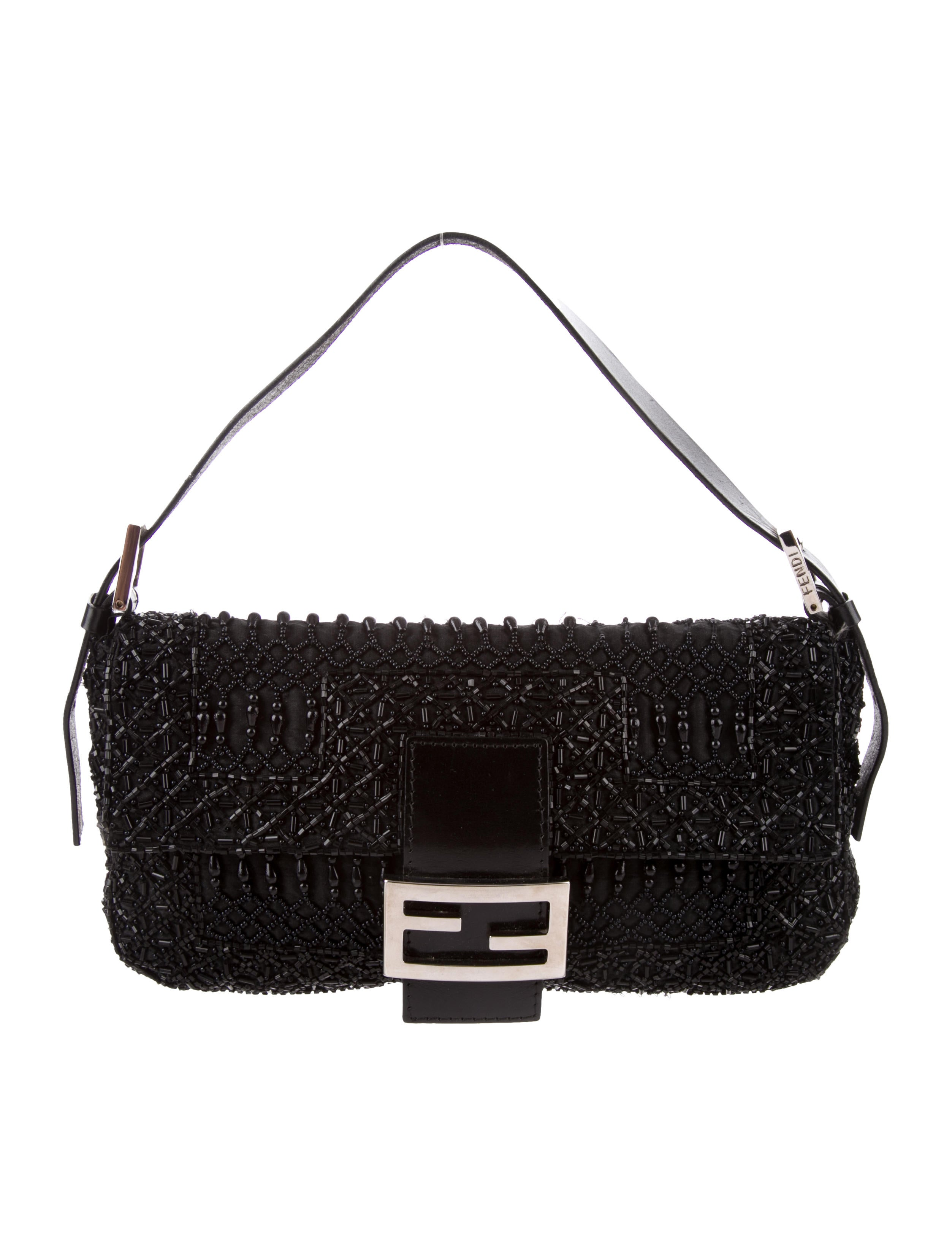 9cbbbe9989c ... small shoulder bag comes w dustbag care card d938e 2e0eb  order fendi  beaded baguette baguette bag fendi beaded beaded fendi bag vddgwr 2e58f  b3af6