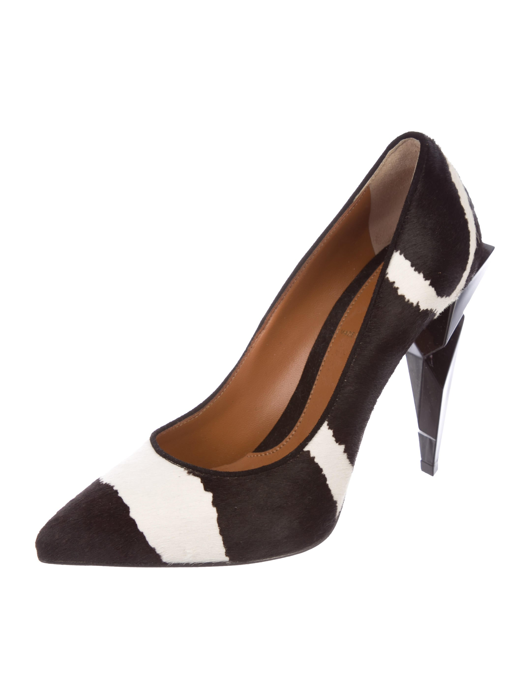 Manchester cheap online professional Fendi Ponyhair Printed Pumps amazing price online ebay sale online free shipping sale online PuCaiYoF