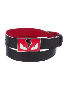 Fendi Monster Eyes Reversible Belt Accessories Fen77985 The Realreal The men's fendi belt collection is the epitome of functional sophistication. fendi monster eyes reversible belt