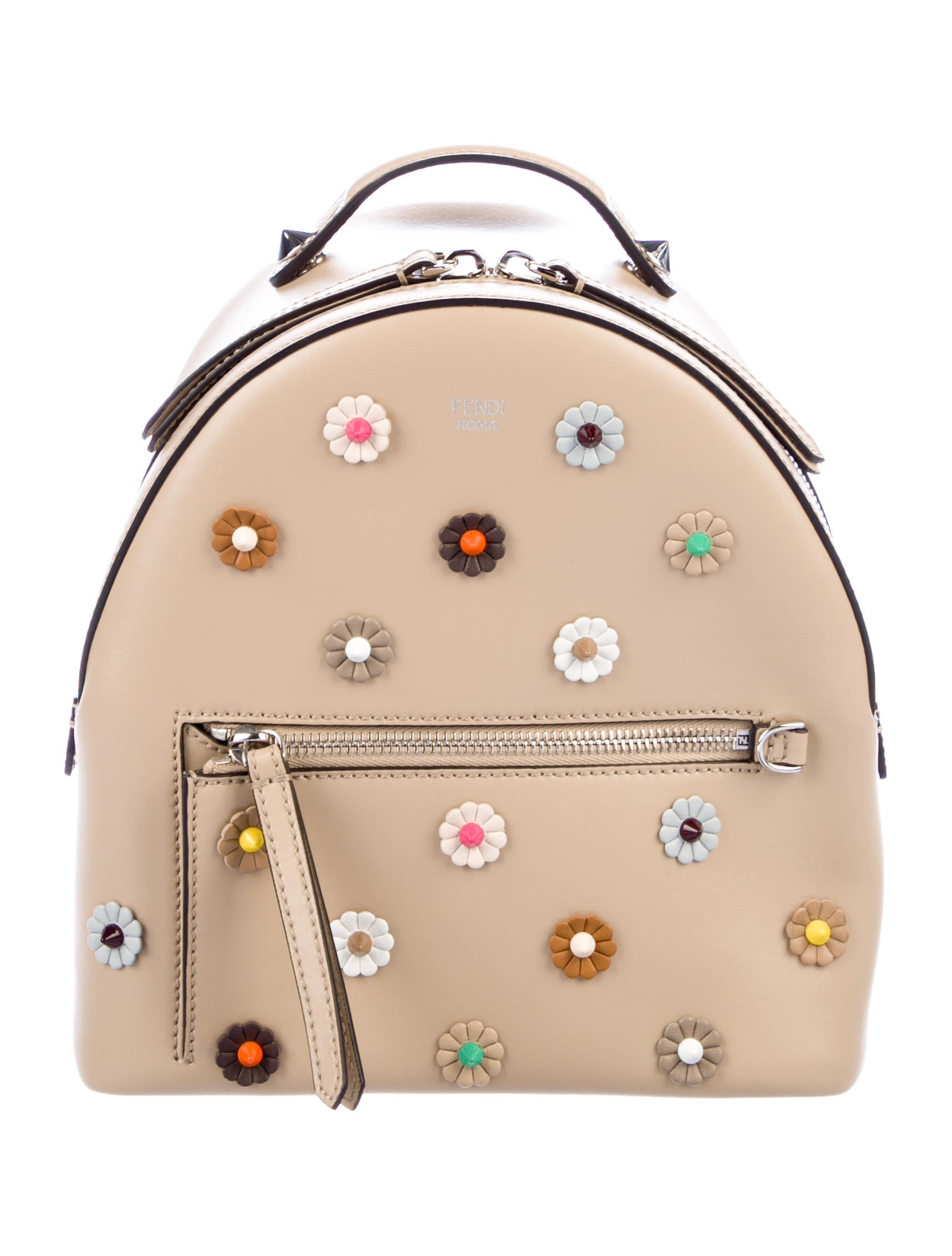 5fd30845c0b9 Fendi Mini Zaino Backpack w  Tags - Handbags - FEN81287