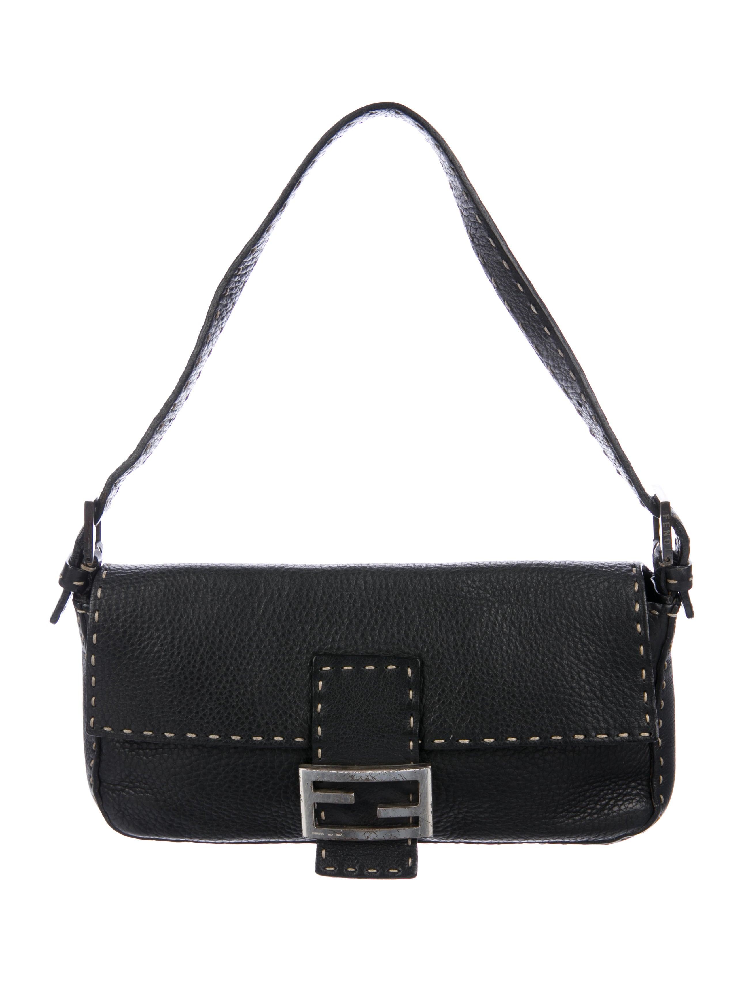 Bag Fendi Fendi Baguette Selleria Baguette Bag Fendi Selleria Pq6WBw ... e36c35aac3e52