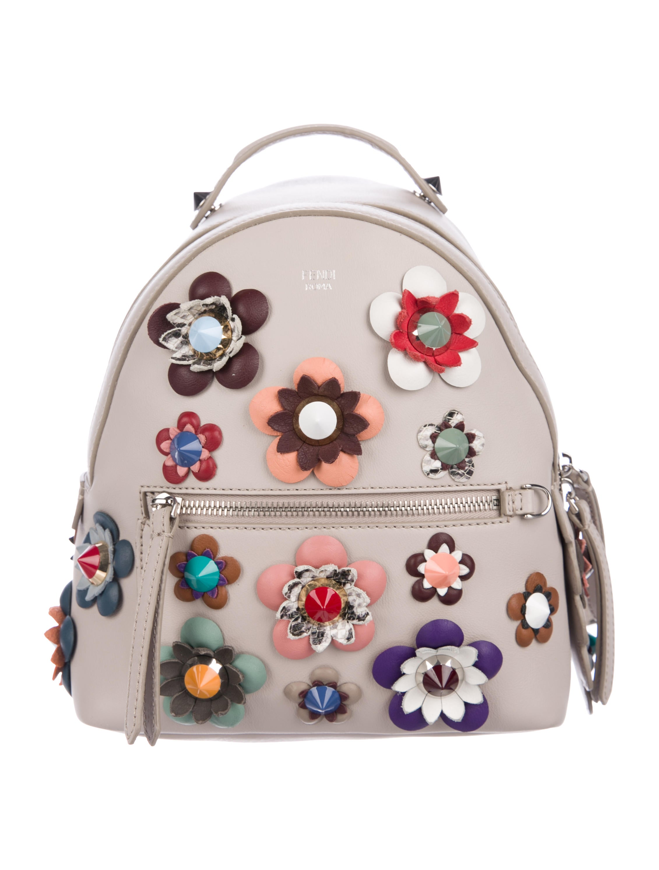 7bcd3bbffafb Fendi Mini Zaino Backpack - Handbags - FEN85195