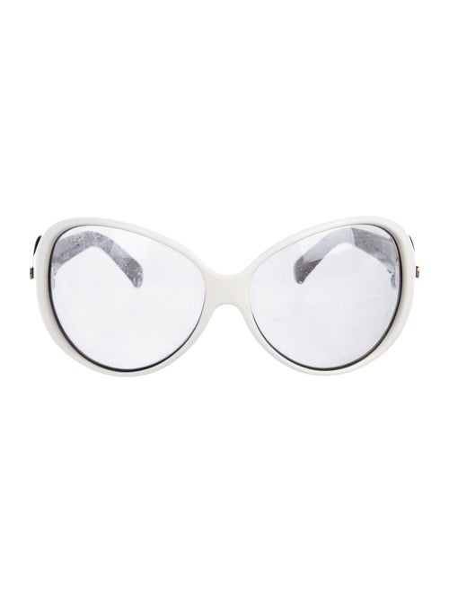 99f143891384 Fendi Zucca Mirrored Sunglasses - Accessories - FEN86868 | The RealReal
