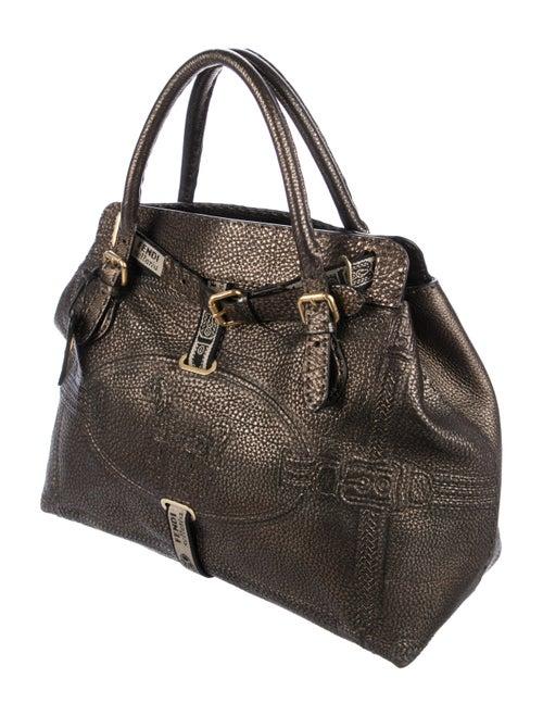 79e2758ca590 Fendi Selleria Grand Villa Borghese Tote - Handbags - FEN91200