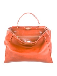 05d1a9881a Large Peekaboo Bag. Est. Retail  4