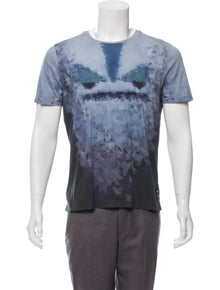 8885dde0ad879 Fendi. Monster Printed Crew Neck T-Shirt