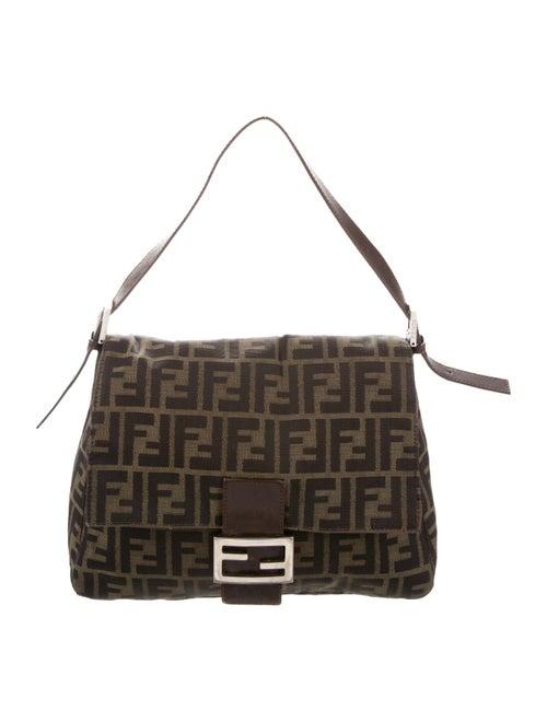 339faef9ba7c Fendi Zucca Mama Forever Bag - Handbags - FEN98905