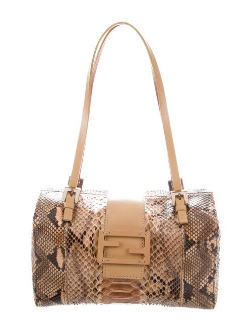a2b521090d0c Fendi Python Box Bag - Handbags - FEN98918