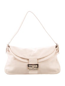 3be75c5035dd Fendi. Soft Leather Baguette