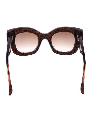 4592f33ce9f4 Fendi x Thierry Lasry 2018 Sylvy Oversize Sunglasses - Accessories -  FETHI20012
