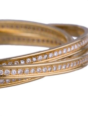 Trinity Diamond Bracelet 8.73ctw