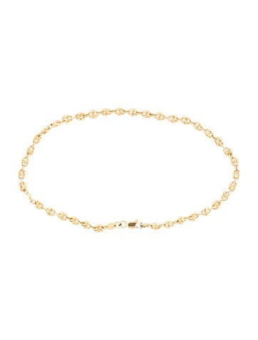 cut round diamond white products anklet ankle rubyshire in bracelet gold toned