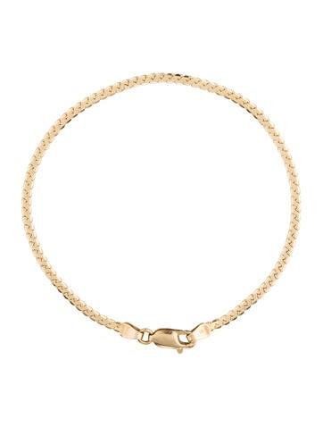 14K Chain Bracelet