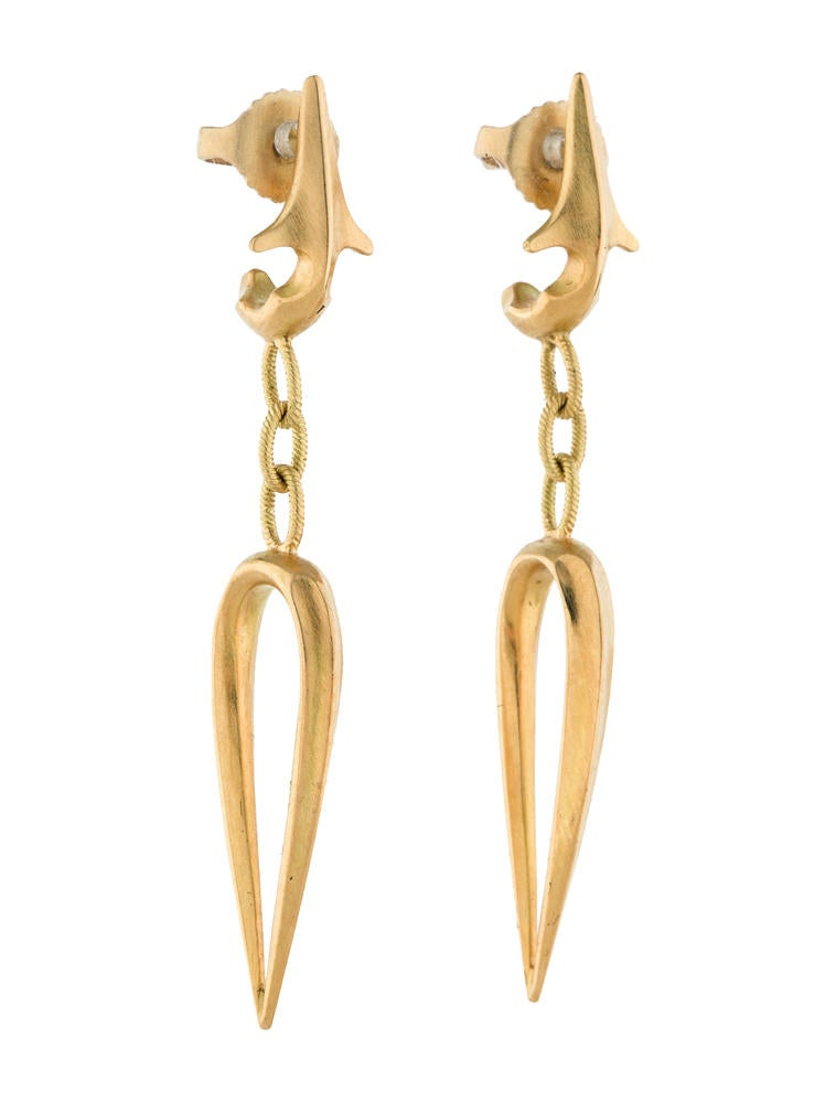 Kristen Farrell Drop Earrings