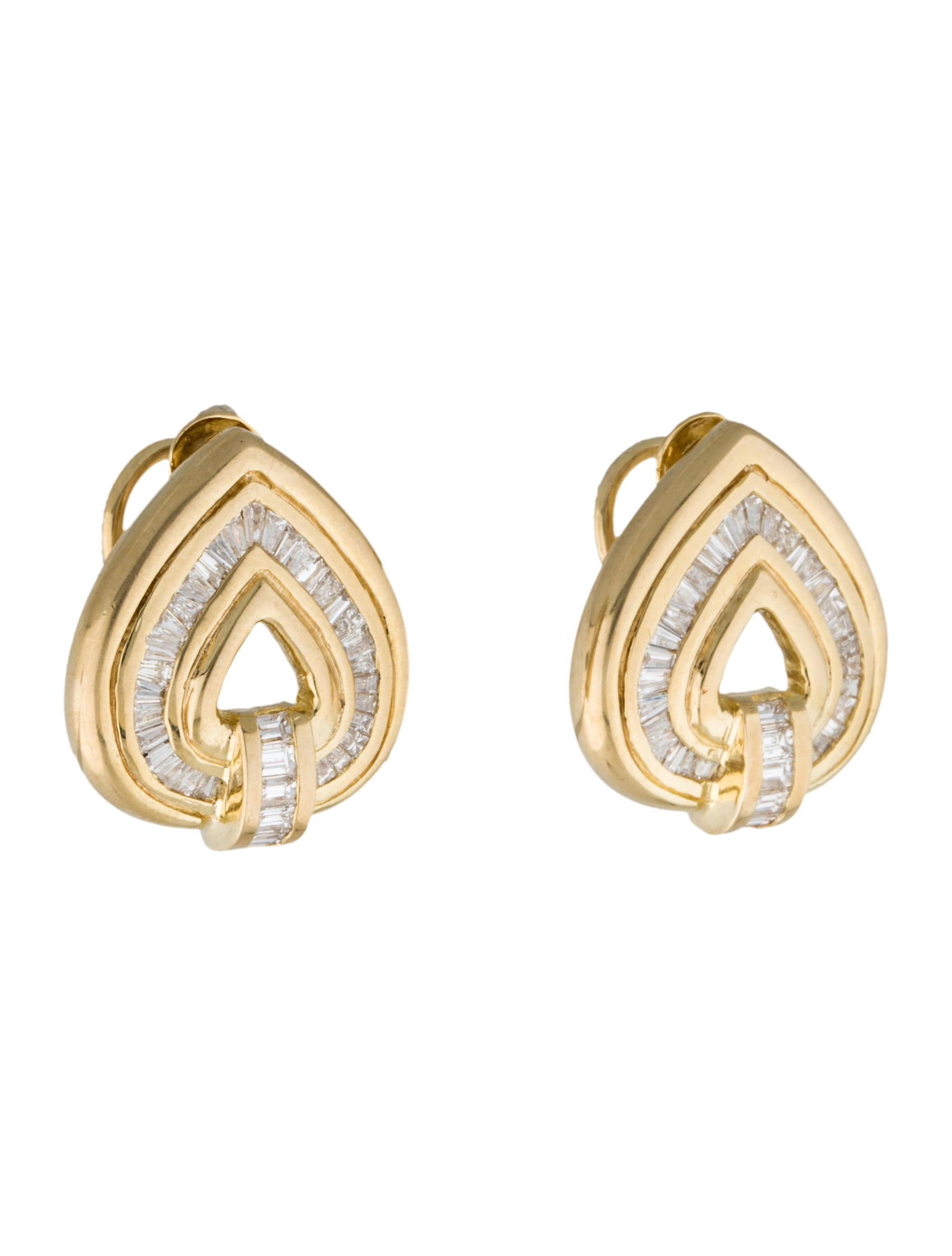 clip on earrings earrings fje27767 the realreal