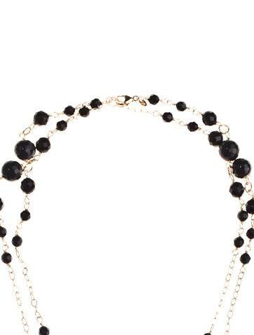Multi-Onyx Necklace