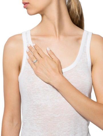 14K Diamond Engagement Ring
