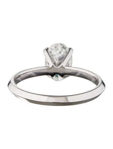James Allen 1.08ct Oval Diamond Engagement Ring