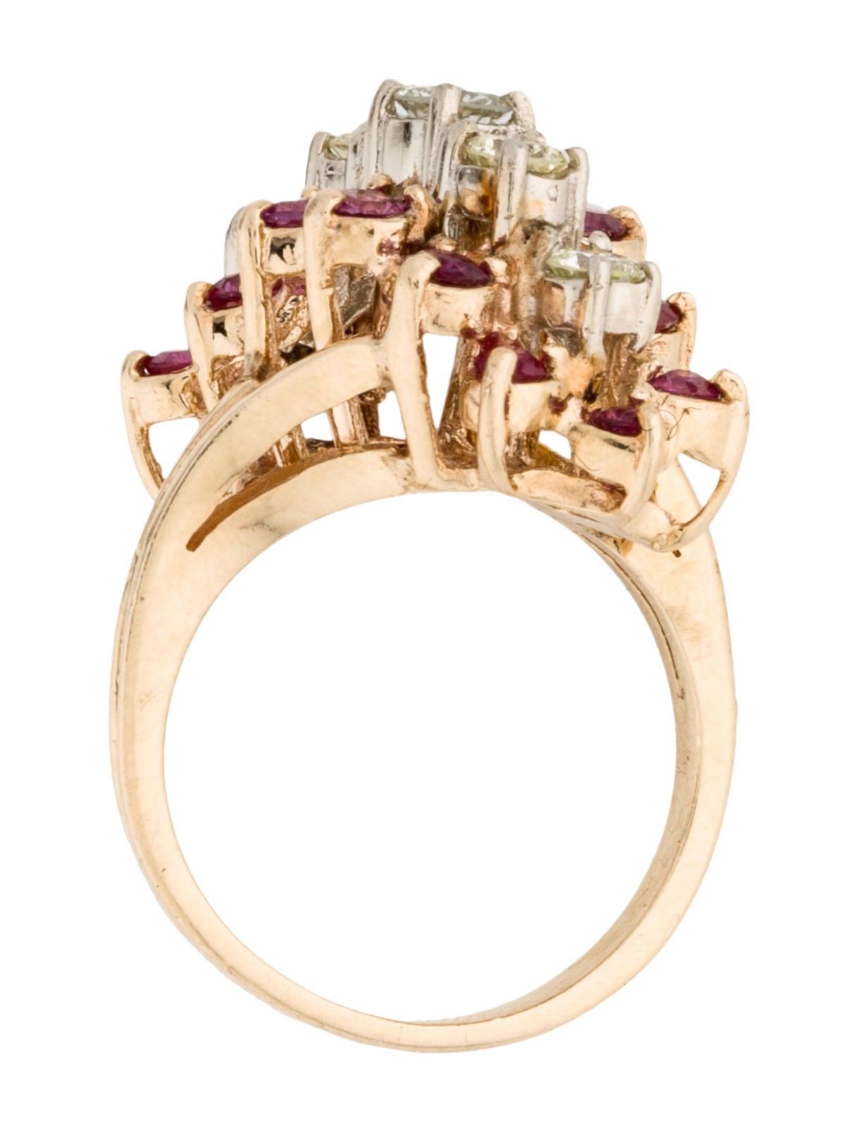 diamond sapphire multi row ring rings fjr29421 the. Black Bedroom Furniture Sets. Home Design Ideas