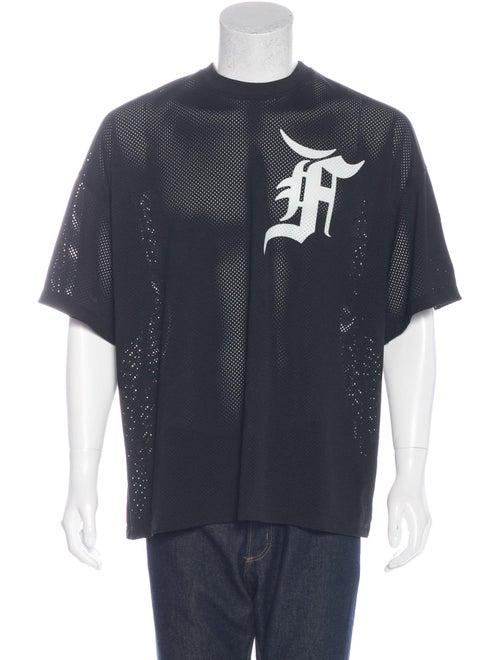 ec00c83d07 Fear Of God 2017 Big League Baseball T-Shirt - Clothing - FOG20112 ...