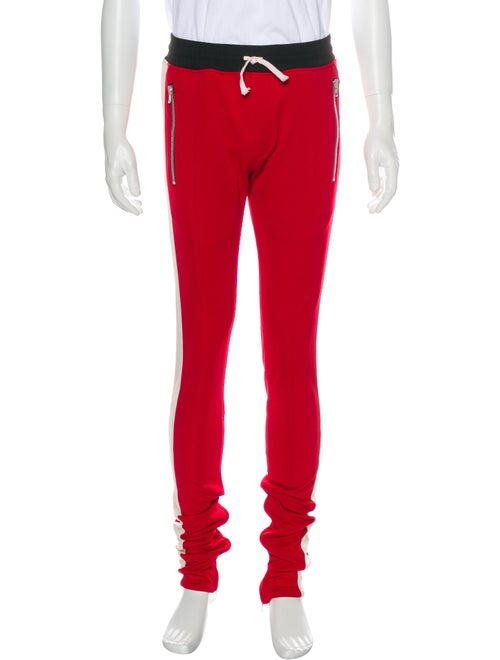 Fear Of God Fifth Collection Athletic Pants Red