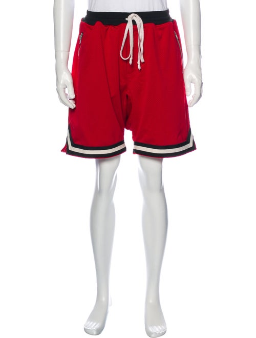 Fear Of God 2017 Athletic Shorts Red