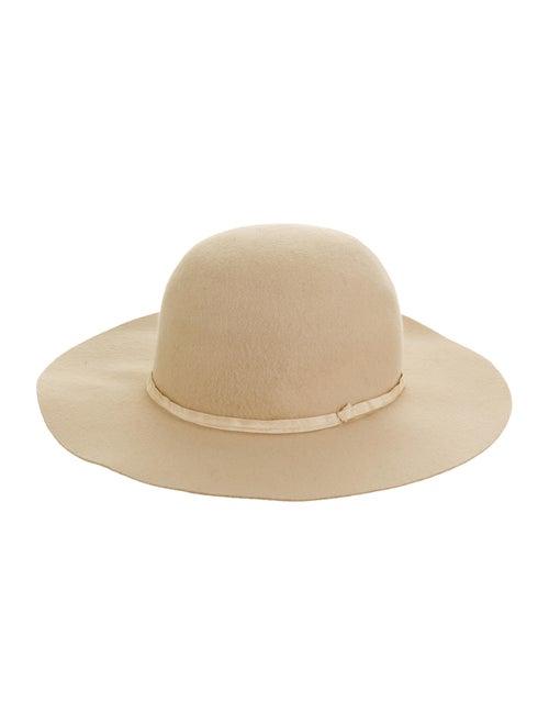 forte_forte Wool Wide Brim Fedora Hat wool