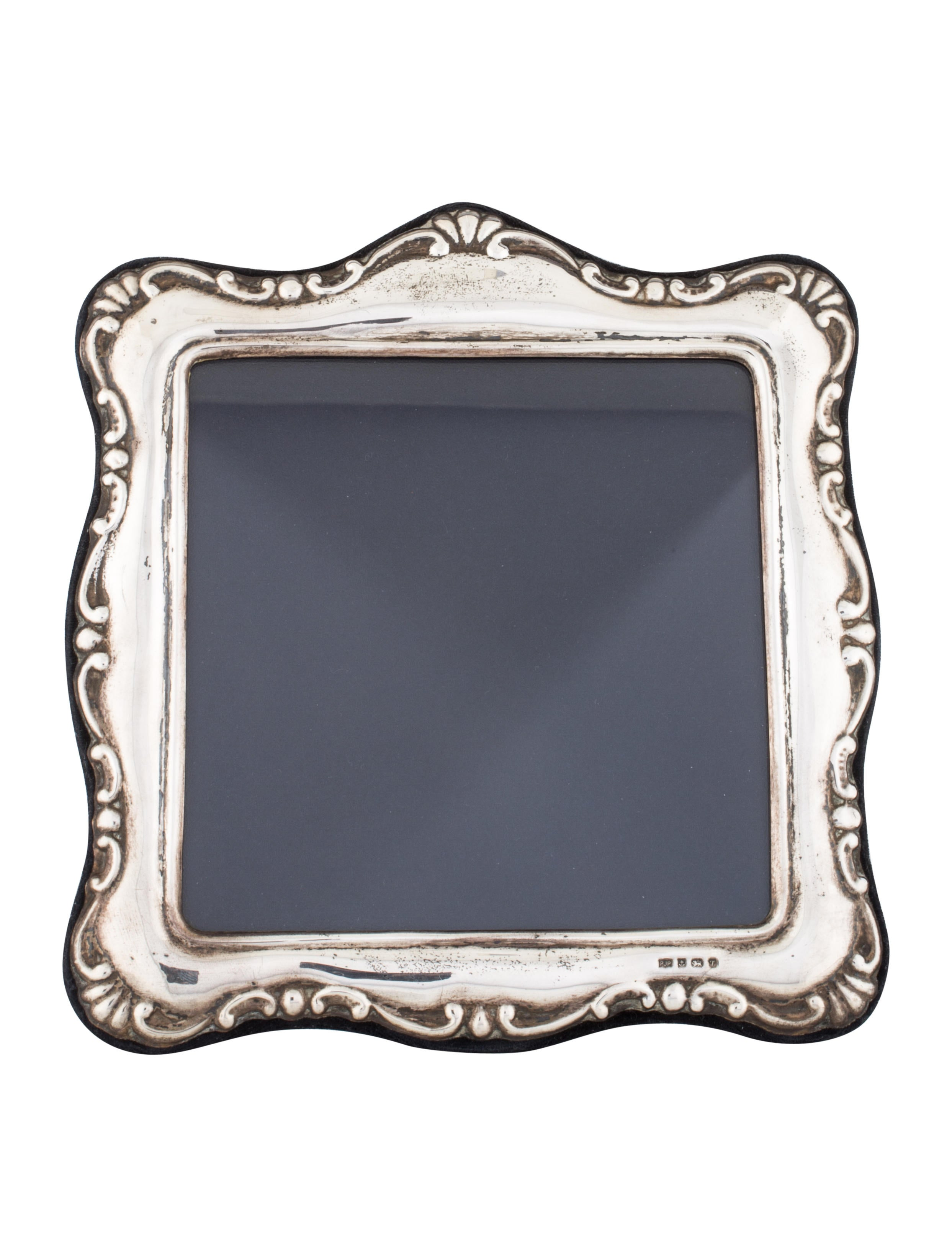 Sterling picture frame decor and accessories for Artistic accents genuine silver decoration