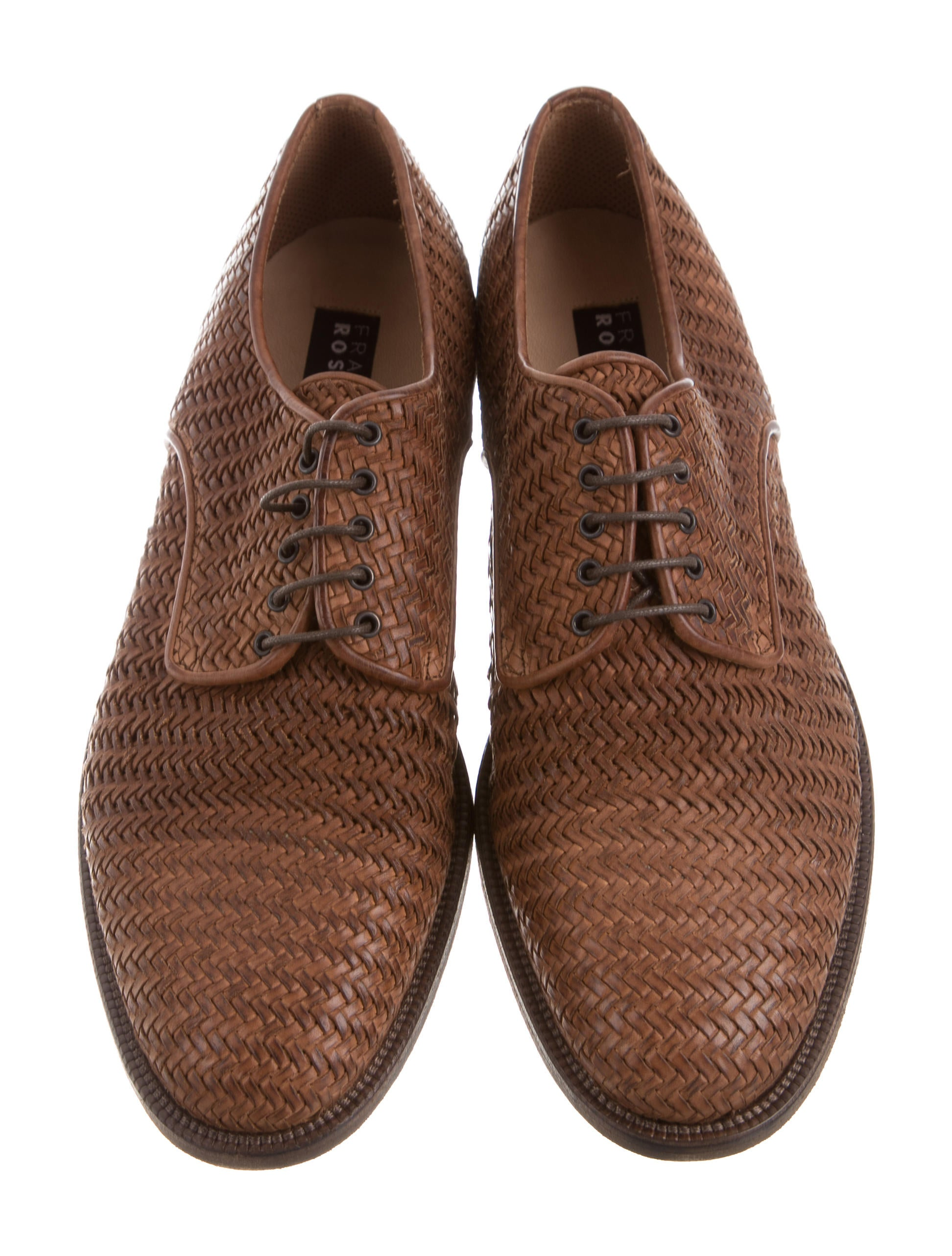 W derby shoes