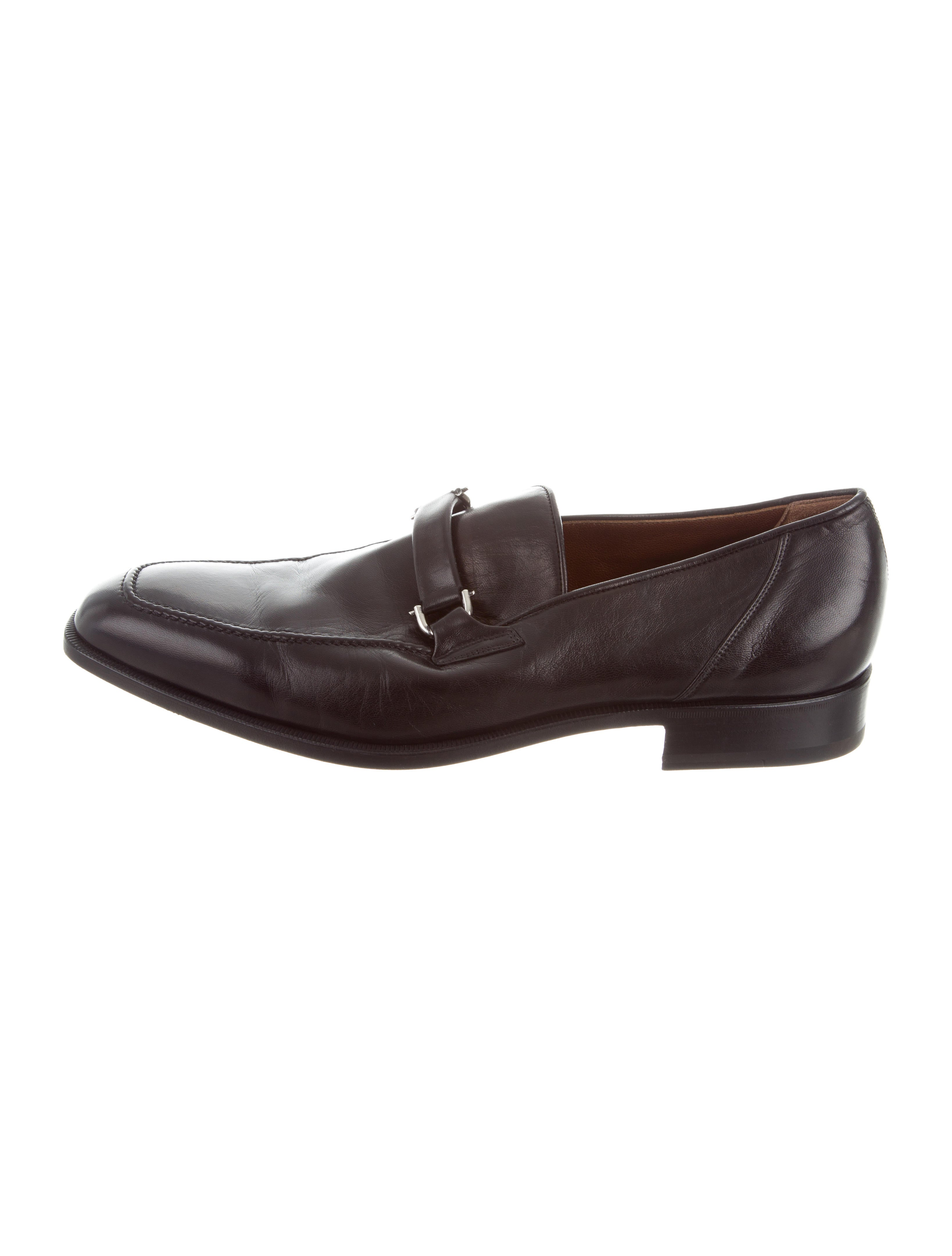 Fratelli Rossetti Leather Square-Toe Oxfords outlet latest collections really cheap online buy cheap largest supplier oZZfRPUIz
