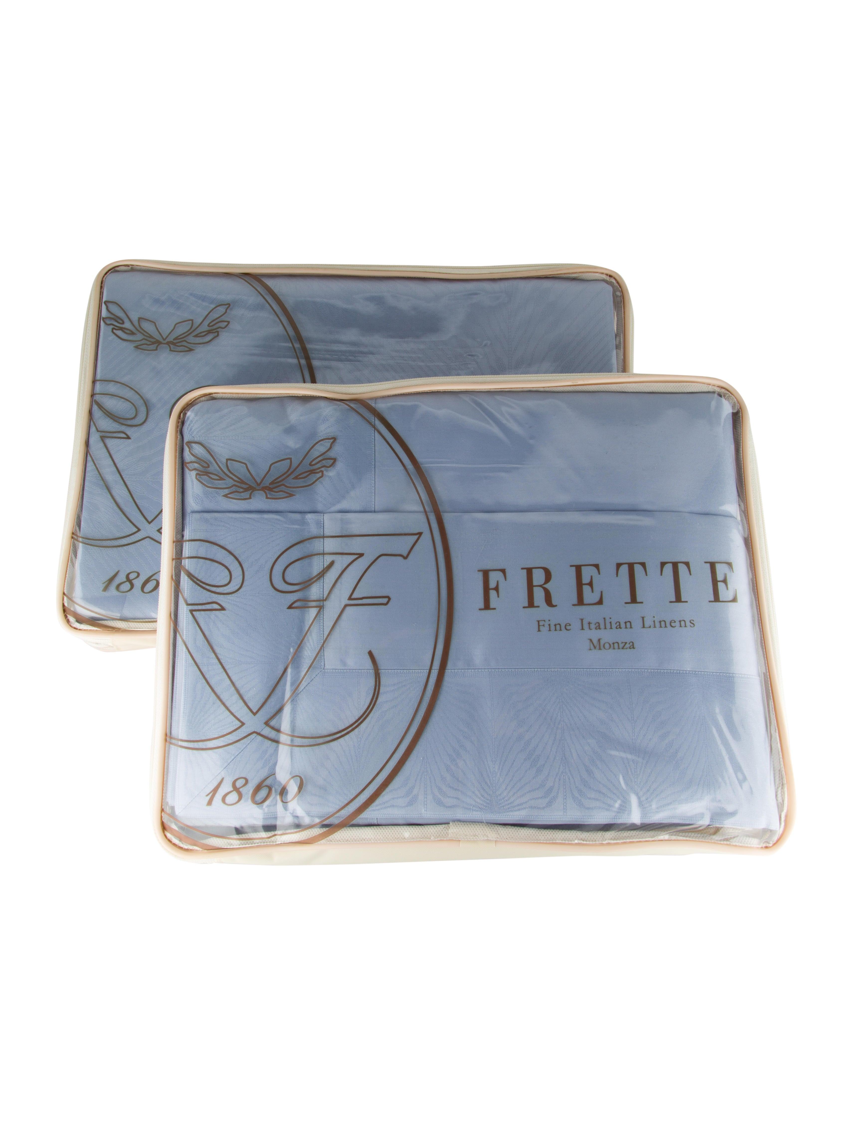 Frette 5 Piece South Africa Glass Beads King Sheet Set W