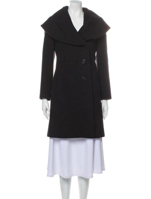 Fleurette Wool Coat Wool