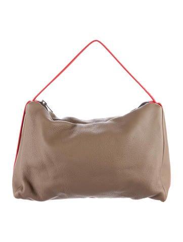 Fausto Puglisi Leather Shoulder Bag None