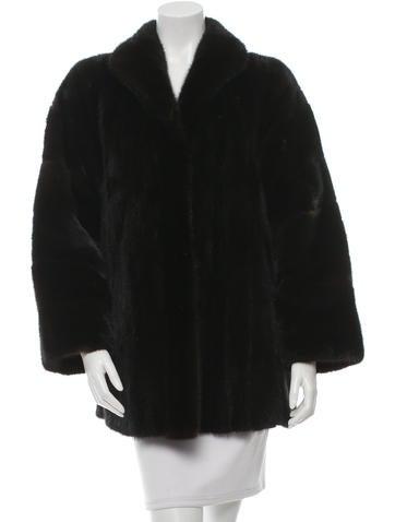 Mink Short Coat