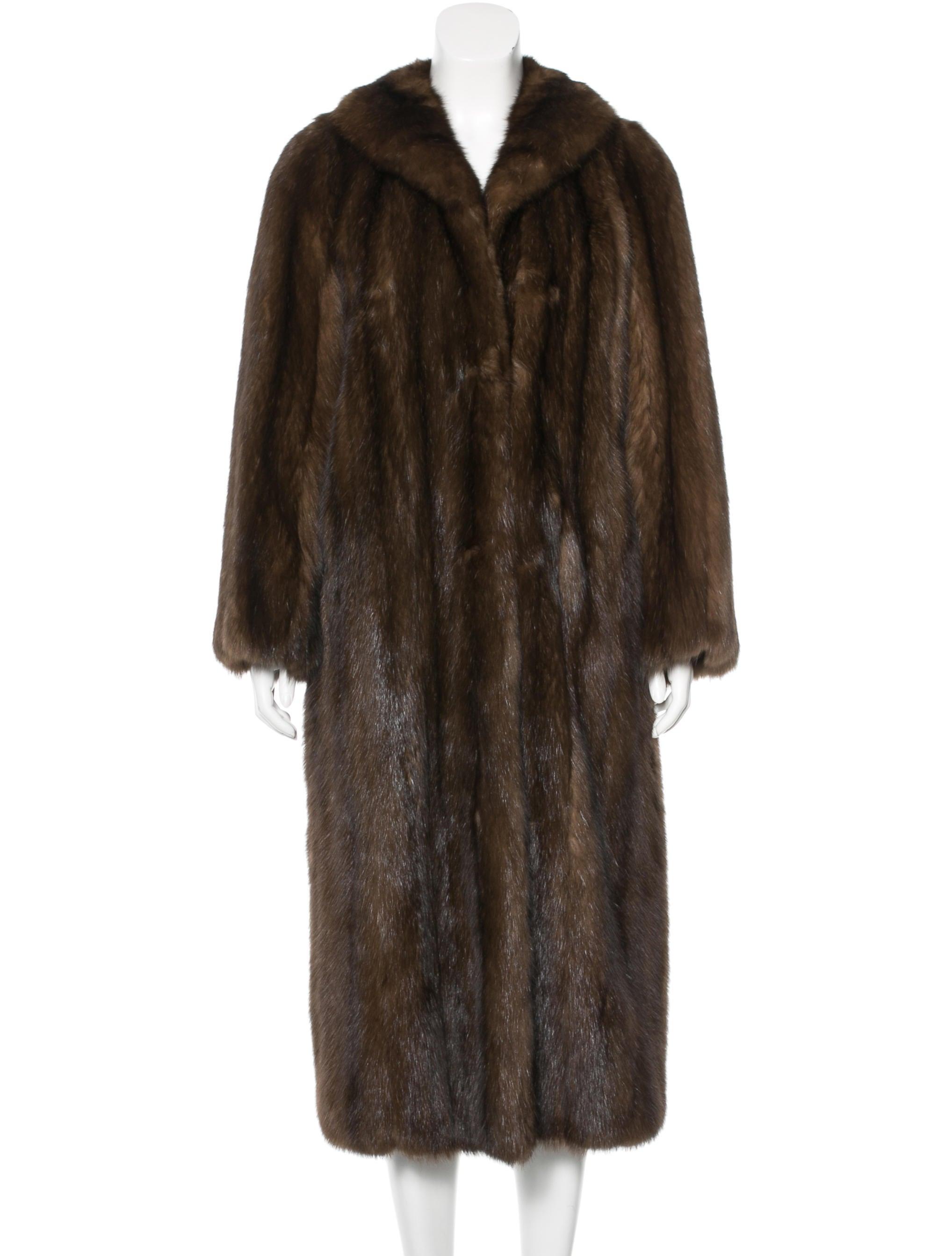 Fur Sable Fur Coat Clothing Fur21442 The Realreal