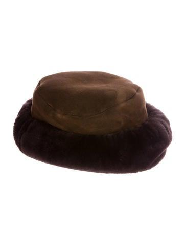 Fur Shearling Fur Hat