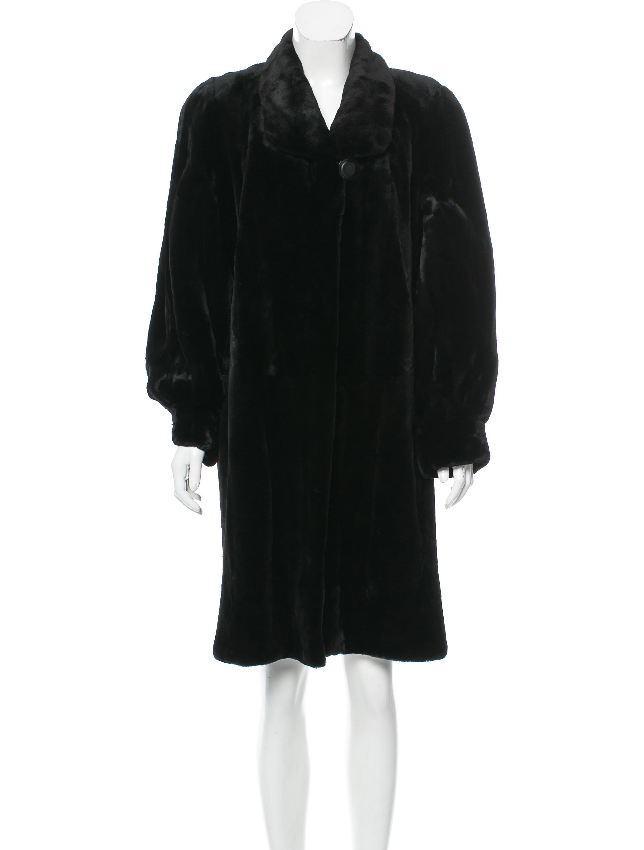 Fur Sheared Mink Coat Clothing Fur22178 The Realreal