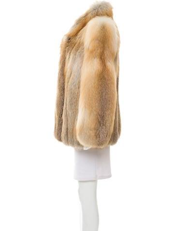 Red Fox Short Coat
