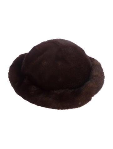 Vintage Mink Fur Hat - Accessories - FUR24642  895ed2d6f7d