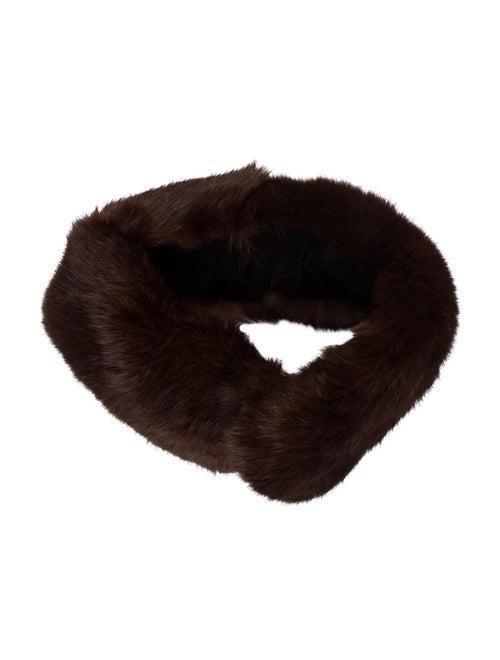Marmot Fur Stole