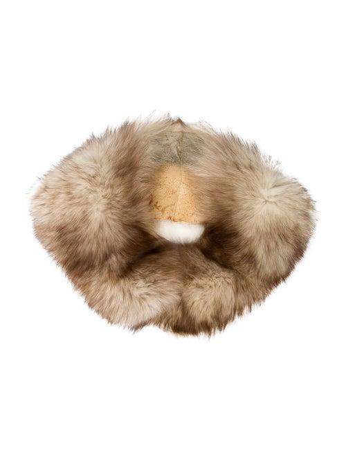 Fur Fox Fur Stole