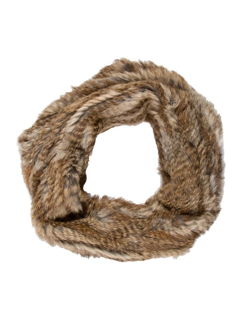 Fur Snood Brown