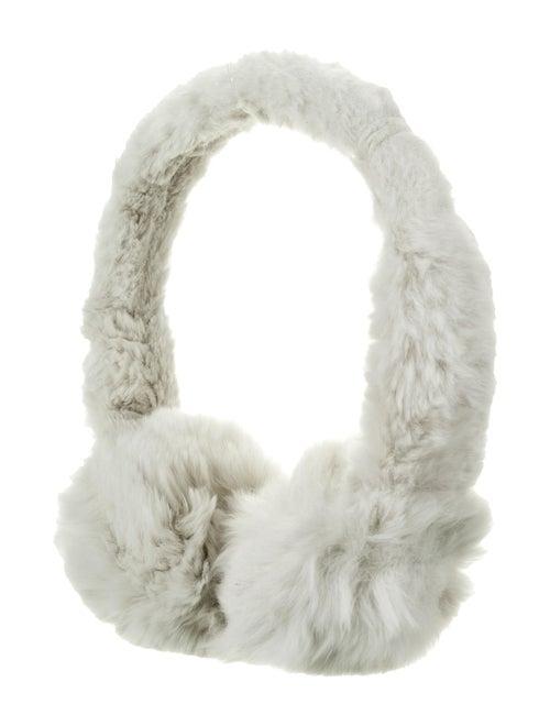 Fur Earmuffs grey